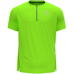 Odlo Axalp Trail T-Shirt S/S 1/2 Zip Men, lounge lizard